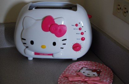 Hello Kitty White Privilege