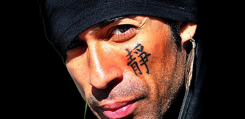 Tattoos: Chinese 'n da Hood